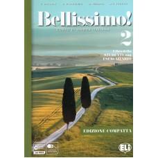 Bellissimo! 2 - Książka ucznia Edizione compatta