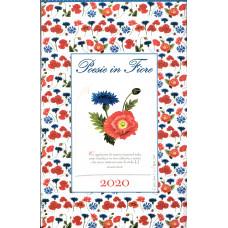 Calendario (Kalendarz średni) 2020 Poesie in fiore