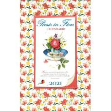 Calendario (Kalendarz średni) 2021 Poesie in fiore