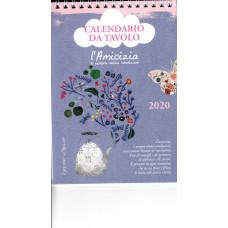 Calendario (Kalendarz biurkowy) 20120 L'Amicizia