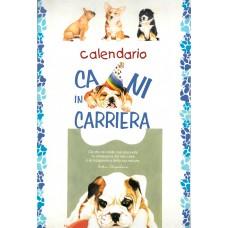 Calendario (Kalendarz) 2019 Cani in Carriera