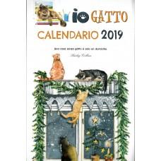Calendario (Kalendarz) 2019 Io Gatto