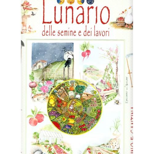 Calendario Semine.Calendario Kalendarz 2019 Lunario Delle Semine E Dei Lavori