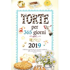Calendario (Kalendarz) 2019 Torte