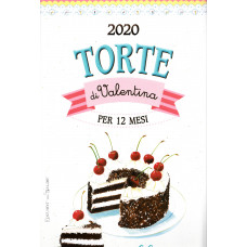 Calendario (Kalendarz) 2020 Torte