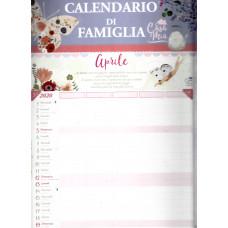 Calendario (Kalendarz) 2020 di famiglia Casa mia