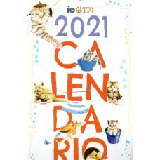 Calendario (Kalendarz) 2021 Io Gatto