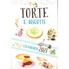 Calendario (Kalendarz) 2021 Torte