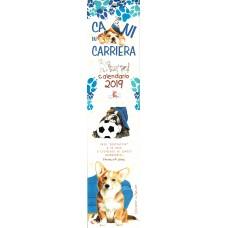 Calendario piccolo (Kalendarz mały) 2019 Cani in Carriera