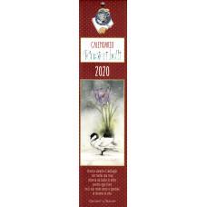 Calendario piccolo (Kalendarz mały) 2020 - Pensieri belli