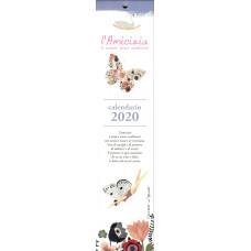Calendario piccolo (Kalendarz mały) 2020 L'Amicizia è sempre senza condizioni