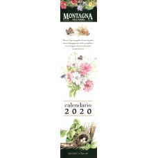 Calendario piccolo (Kalendarz mały) 2020 Montagna