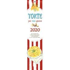 Calendario piccolo (Kalendarz mały) 2020 Torte per 366 giorni