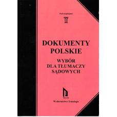Dokumenty polskie