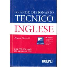 Grande dizionario tecnico inglese