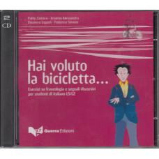 Hai voluto la bicicletta... tylko cd