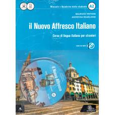 Il Nuovo Affresco Italiano A2 - libro + quaderno dello studente + CD-audio MP3