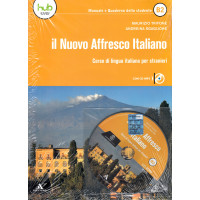 Il Nuovo Affresco Italiano B2 - libro + quaderno dello studente + CD-audio MP3
