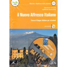 Il Nuovo Affresco Italiano B2 - libro + quaderno dello studente + CD-audio MP3