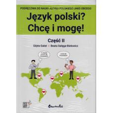 Język polski? Chcę i mogę! 2 A1+