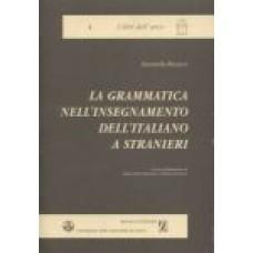 La grammatica nell'insegnamento dell'italiano a stranieri