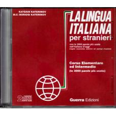 La lingua italiana per stranieri - 2 CDAUDIO