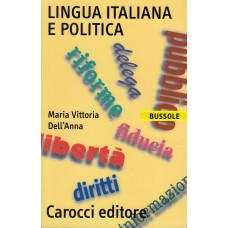 Lingua italiana e politica