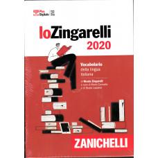 Lo Zingarelli Vocabolario della lingua Italiana 2020 + DVD