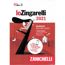 Lo Zingarelli Vocabolario della lingua Italiana 2021 + DVD