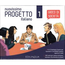 Nuovissimo Progetto italiano 1 - Gioco di società