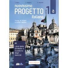 Nuovissimo Progetto italiano 1 a - Książka ucznia i ćwiczenia