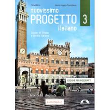 Nuovissimo Progetto italiano 3 - Libro dell'insegnante (+1 DVD)