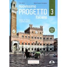 Nuovissimo Progetto italiano 3 -Libro dello studente (+ DVD Video)