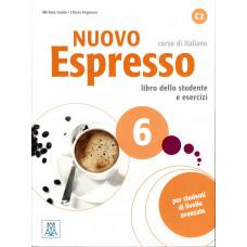 Nuovo Espresso 6 - Podręcznik ucznia + CD audio