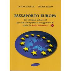 Passaporto Europa