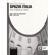 Spazio Italia 4 - przewodnik dla nauczyciela