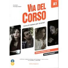 Via del Corso A1+cd - edycja dla nayczyciela