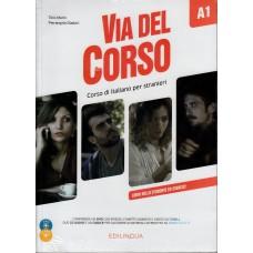 Via del Corso A1+cd audio