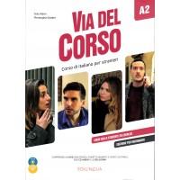 Via del Corso A2+cd - edycja dla nayczyciela