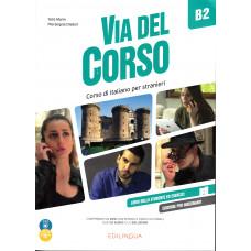 Via del Corso B2+cd - edycja dla nauczyciela
