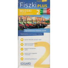Włoski Fiszki PLUS dla średnio zaawansowanych 2