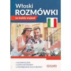 Włoski Rozmówki na każdy wyjazd