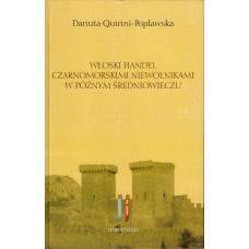 Włoski handel czarnomorskimi niewolnikami w późnym średniowieczu