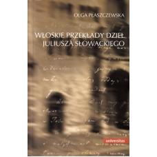 Włoskie przekłady dzieł Juliusza Słowackiego