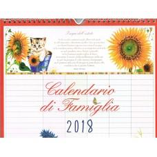 Calendario di Famiglia (Kalendarz) 2018