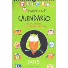 Calendario medi(Kalendarz) 2018
