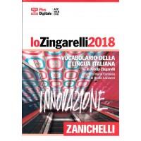 Lo Zingarelli Vocabolario della lingua Italiana 2018 + DVD