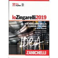 Lo Zingarelli Vocabolario della lingua Italiana 2019 + DVD