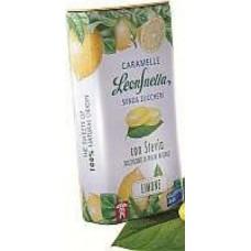 Caramelle Limone - Leon Snella senza zucchero con Stevia